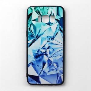 Ốp lưng Samsung Galaxy S8 vân nổi 3D (mẫu 3)