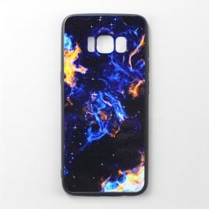 Ốp lưng Samsung Galaxy S8 vân nổi 3D (mẫu 5)