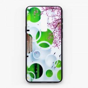 Ốp lưng hoa văn cho Samsung Galaxy S9 Plus - mẫu 6