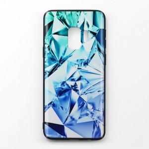 Ốp lưng Samsung Galaxy S9 vân nổi 3D (mẫu 3)