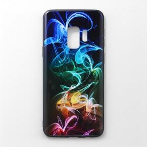Ốp lưng Samsung Galaxy S9 vân nổi 3D (mẫu 4)
