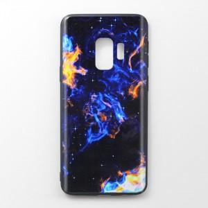 Ốp lưng Samsung Galaxy S9 vân nổi 3D (mẫu 5)