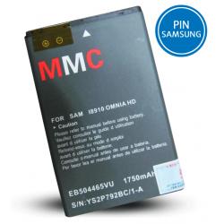 Pin Samsung I8910 OMNIA HD hiệu MMC