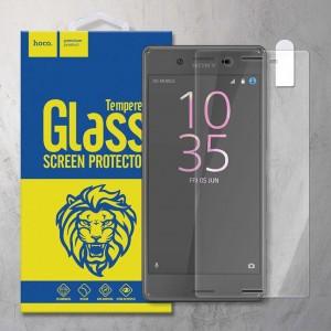Miếng dán cường lực Sony Xperia X F5122 hiệu HOCO Full (trong suốt)