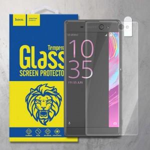 Miếng dán cường lực Sony Xperia XA Ultra hiệu HOCO Full màn hình (trong suốt)