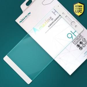 Miếng dán cường lực Sony Xperia XA Ultra hiệu Nillkin Full màn hình (Trắng)