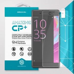 Miếng dán cường lực Sony Xperia XA Ultra hiệu Nillkin Full (trong suốt)