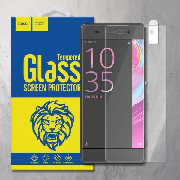 Miếng dán cường lực Sony Xperia XA F3116 hiệu HOCO Full màn hình (trong suốt)