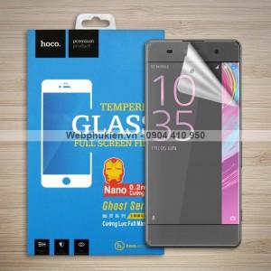 Miếng dán màn hình Sony Xperia XA F3116 hiệu Hoco Nano siêu dẻo