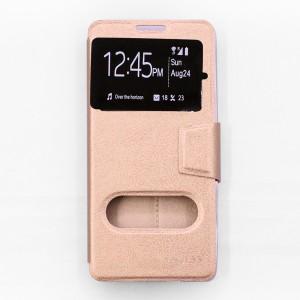 Bao da Sony Xperia XA F3116 hiệu OnJess (Vàng) - Case dẻo