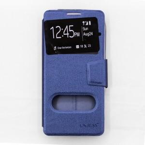 Bao da Sony Xperia XA F3116 hiệu OnJess (Xanh) - Case dẻo