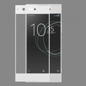 Miếng dán cường lực Sony Xperia XA1 Full màn hình (Trắng)