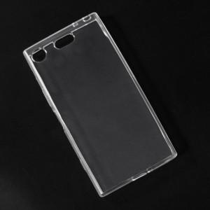 Ốp lưng Sony Xperia XZ1 Mini dẻo (trong suốt)