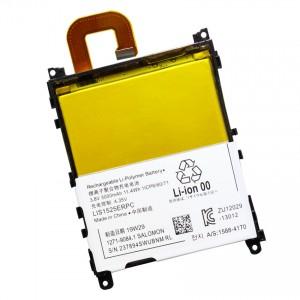 Pin Sony Xperia Z1 C6902 C6903 L39H LIS1525ERPC - 3000mAh Original Battery