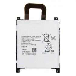 Pin Sony Xperia Z1 Nhật (SOL23) - 3000mAh Original Battery