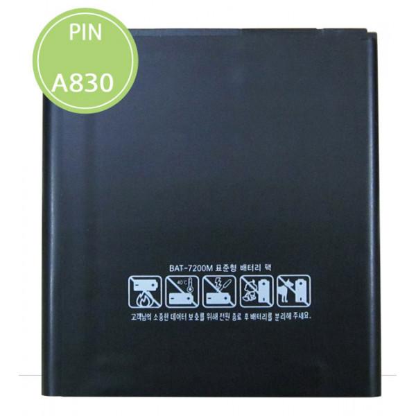 Pin Sky A830 A830L (BAT-7200M) - 1950mAh Original Battery