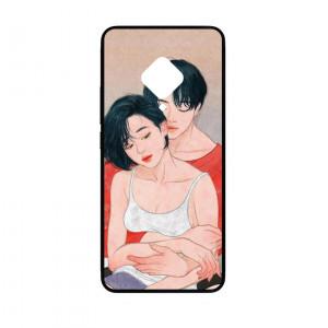 Ốp lưng kính in hình cho Vivo S5 hình valentine (mẫu 28) - Hàng chính hãng