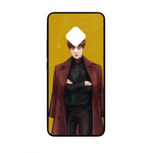 Ốp lưng kính in hình cho Vivo S5 hình valentine (mẫu 3) - Hàng chính hãng