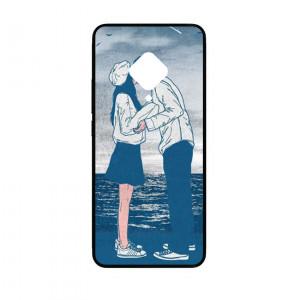 Ốp lưng kính in hình cho Vivo S5 hình valentine (mẫu 8) - Hàng chính hãng