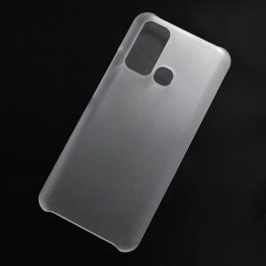 Ốp lưng nhựa cứng Vivo Y50 nhám trong