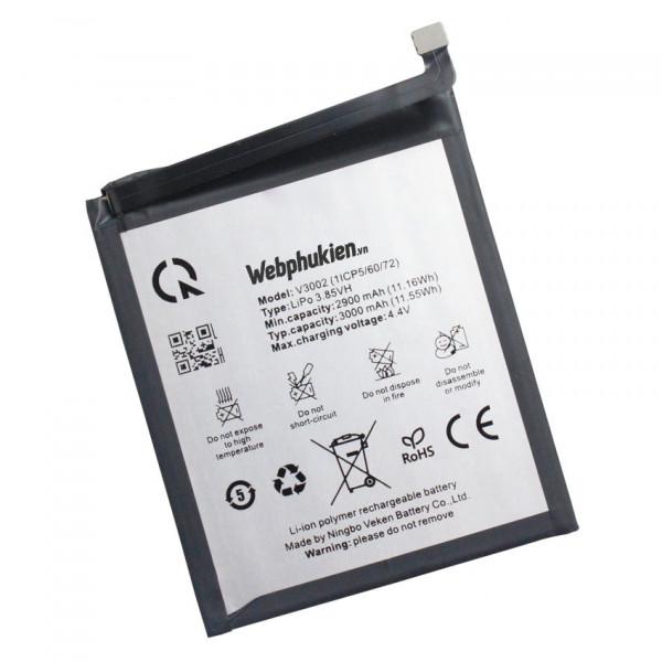 Pin Vsmart Joy 1 V3002 dung lượng 3000mAh