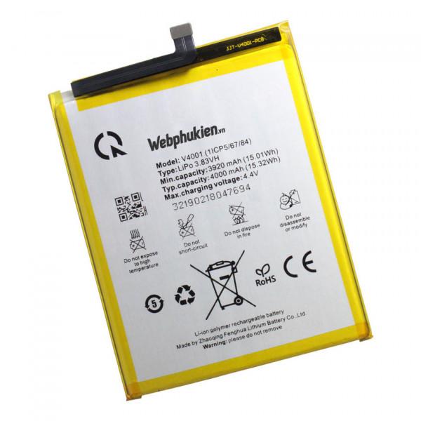 Pin Vsmart Joy 1 Plus V4001 dung lượng 4000mAh Original Battery