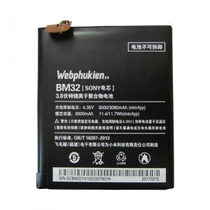 Pin Xiaomi Mi 4 (BM32) - 3080mAh Original Battery
