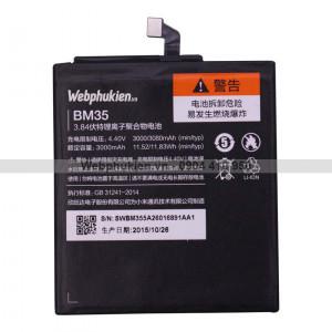Pin Xiaomi Mi 4C Mi4C (BM35) - 3080mAh Original Battery