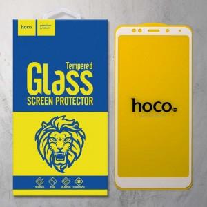 Miếng dán cường lực Xiaomi Mi 5 Plus hiệu HOCO Full màn hình (Trắng)