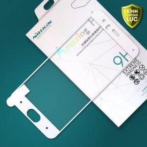 Miếng dán cường lực Xiaomi Mi 6 hiệu Nillkin Full (Trắng)