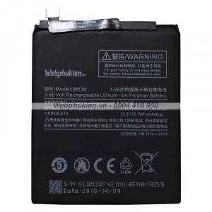 Pin Xiaomi Mi Mix 2 (BM3B) - 3400mAh Original Battery