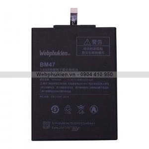 Pin Xiaomi Redmi 3 (BM47) - 4100mAh Original Battery