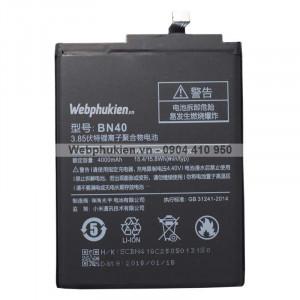 Pin Xiaomi Redmi 4 Prime (BN40) - 4100mAh Original Battery