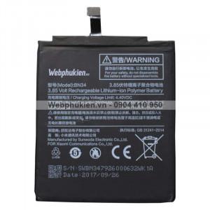 Pin Xiaomi Redmi 5A (BN34) - 3000mAh Original Battery
