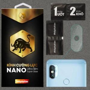 Kính dán cường lực Camera Xiaomi Redmi Note 6 Pro chính hãng Web Phụ Kiện