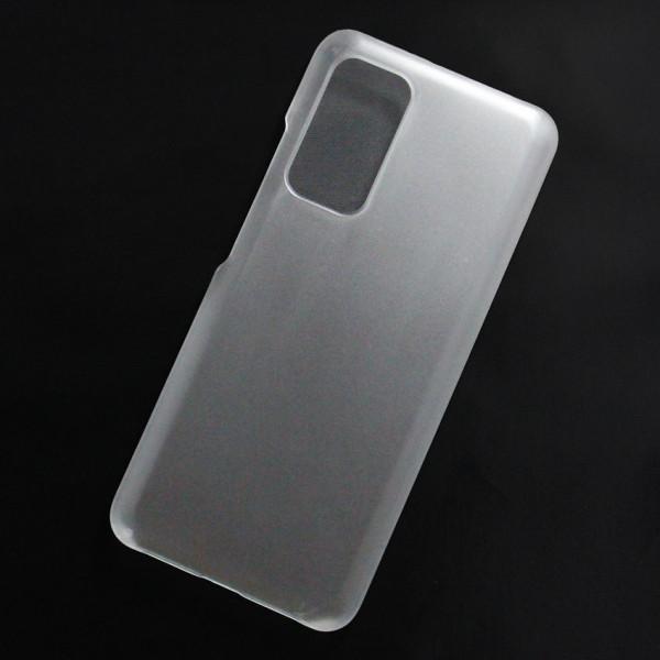 Ốp lưng nhựa cứng Xiaomi Mi 10T Pro 5G nhám trong