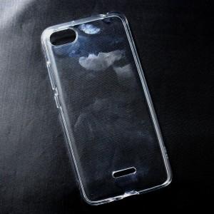 Ốp lưng Xiaomi Mi 6A dẻo (trong suốt)