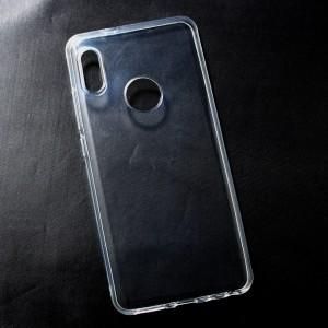 Ốp lưng Xiaomi Mi 6X dẻo (trong suốt)