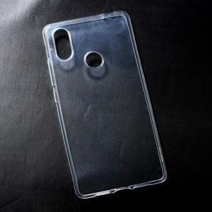 Ốp lưng Xiaomi Mi 8 SE dẻo (trong suốt)