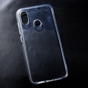 Ốp lưng Xiaomi Mi 8 dẻo (trong suốt)