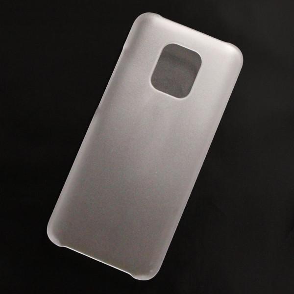 Ốp lưng nhựa cứng Xiaomi Redmi 10X 5G, 10X Pro 5G nhám trong