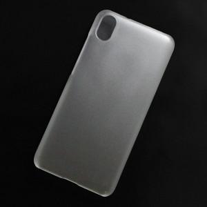 Ốp lưng nhựa cứng Xiaomi Redmi 7A nhám trong