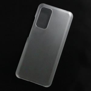 Ốp lưng nhựa cứng Xiaomi Redmi K30S, Mi 10T nhám trong