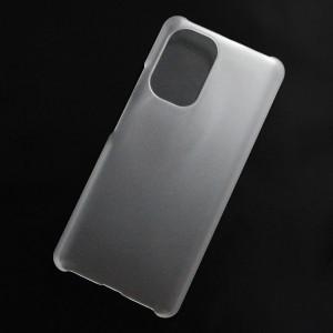Ốp lưng nhựa cứng Xiaomi Redmi (K40, K40 Pro, K40 Ultra, K40 Pro Plus), Poco F3, Mi (11i, 11X Pro) nhám trong