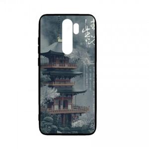 Ốp lưng kính in hình cho Xiaomi Redmi Note 8 Pro in hình Phong Cảnh (mẫu43) - Hàng chính hãng