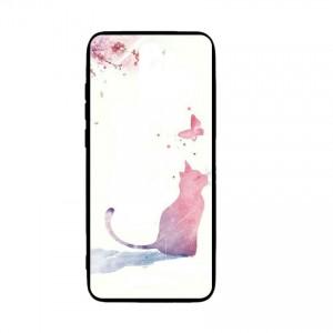 Ốp lưng kính in hình cho Xiaomi Redmi Note 8 Pro in hình Phong Cảnh (mẫu49) - Hàng chính hãng