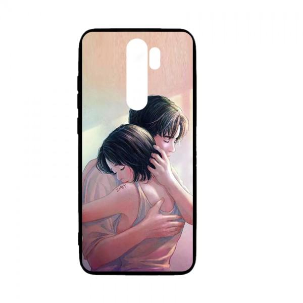 Ốp lưng kính in hình cho Xiaomi Redmi Note 8 Pro Valentine (mẫu 34) - Hàng chính hãng