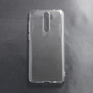 Ốp lưng cứng Xiaomi Redmi Note 8 Pro trong suốt