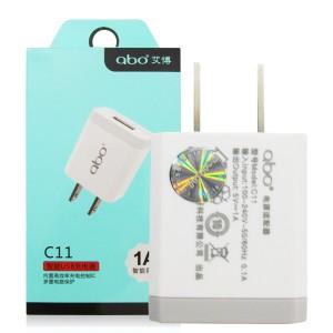 Cốc sạc củ sạc ABO 5V-1A (Model C11) cho Android, iOS, Windowsphone