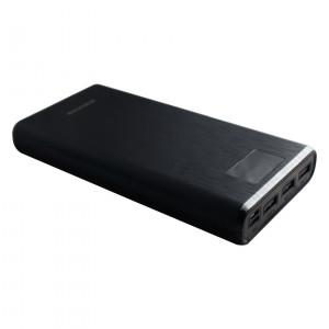 Pin sạc dự phòng Borofone BT2D 30000mAh ( Dung Lượng Thật 20.000 mAh ) 3 cổng USB chính hãng
